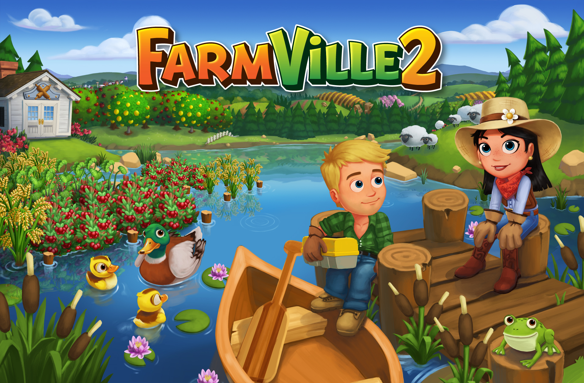 Farmville – How to Get Mystery Eggs