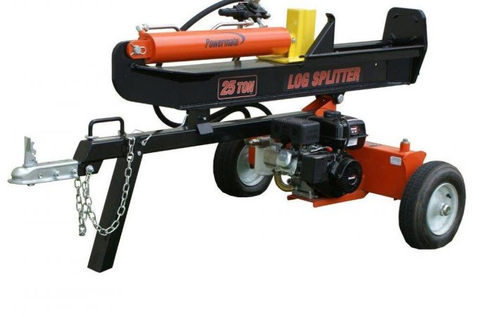 MTD Log Splitters: Use and Advantages