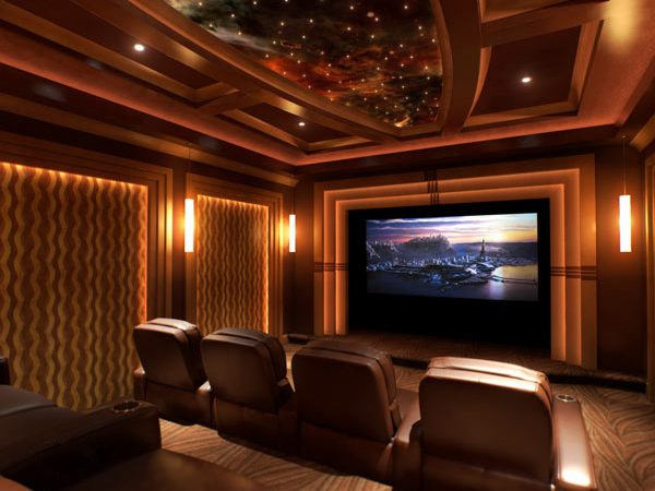 Top Benefits of Having a Custom Home Theater