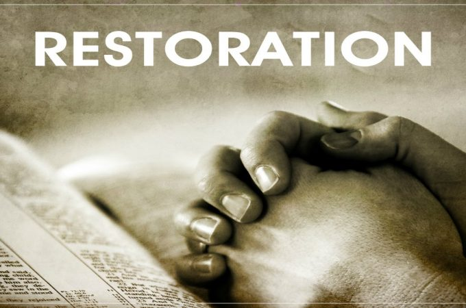 Restoration – What You Need To Know