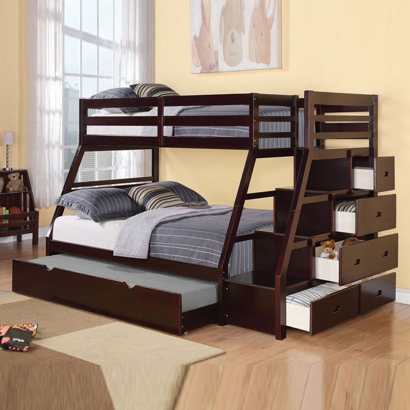 Kids Bunk Beds With Desk Getting Another Role