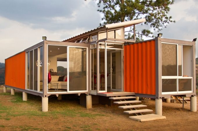 Why Shipping Container Homes Make Sense?