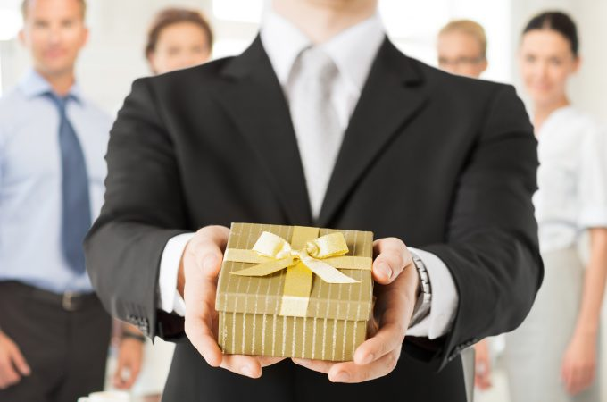 Gift Process- Make It Happen for Others