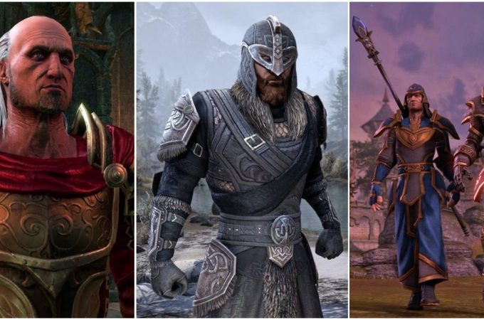 A Guide To The Elder Scrolls